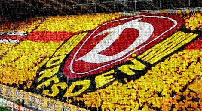 Sonntag Heimspiel gegen Dresden
