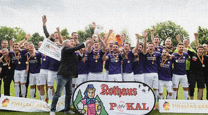 """Sonntag Pokal in Nöttingen*** """"Botschafts-Splitter"""""""