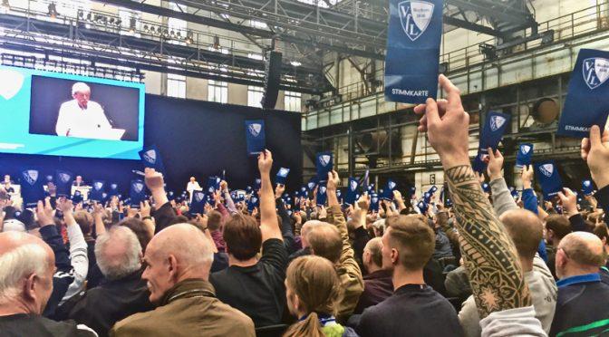 Bericht von der VfL-Mitgliederversammlung 2017 und Kommentar zur Lage*