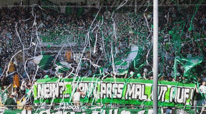 Samstag Heimspiel gegen Fürth