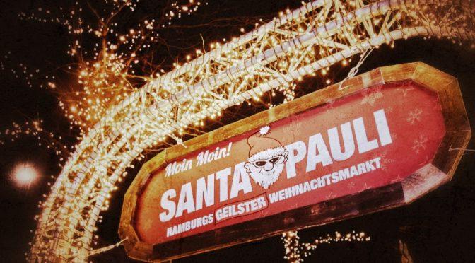 Montag bei St. Pauli *** Glückauf für 2018