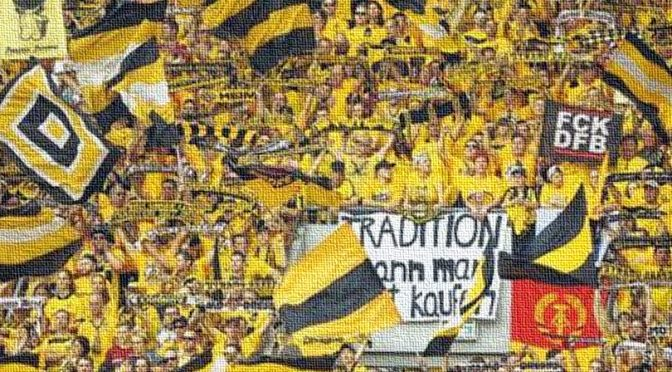 Dienstag daheim gegen Dresden